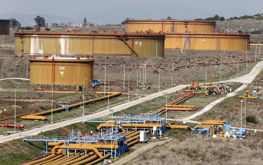 Kerkük petrolünün yeniden Ceyhan'a akması ticari bir proje' 27